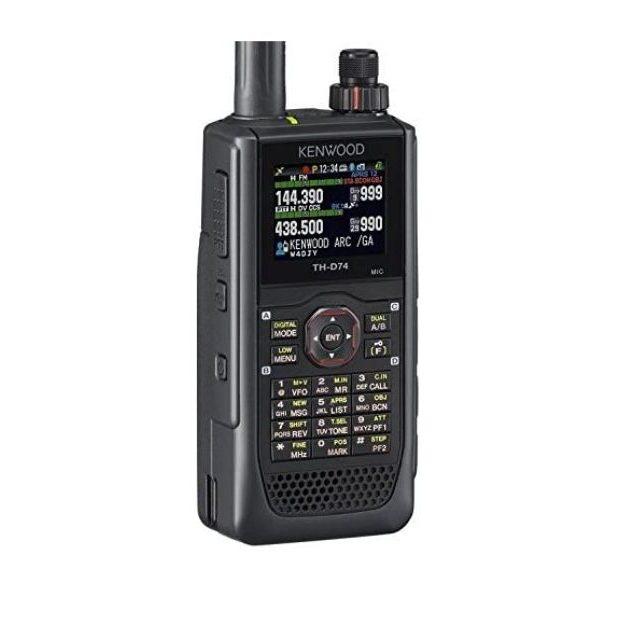 Kenwood TH-D74A Handheld Transceiver
