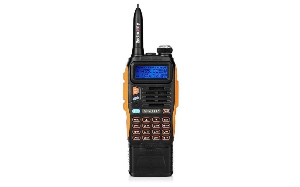 BaoFeng GT-3TP Mark-III Two-Way Radio Transceiver