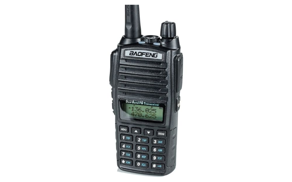 BaoFeng UV-82HP High Power Dual Band Radio