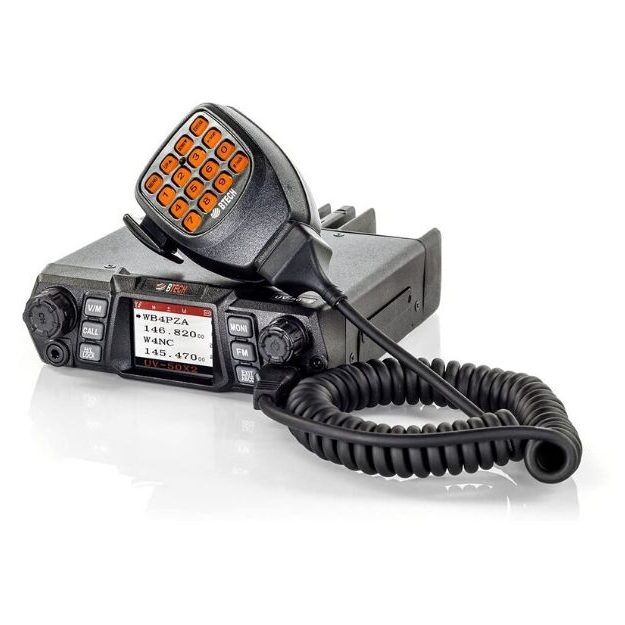 Btech Mobile UV-50X2 50 Watt Dual Band Base