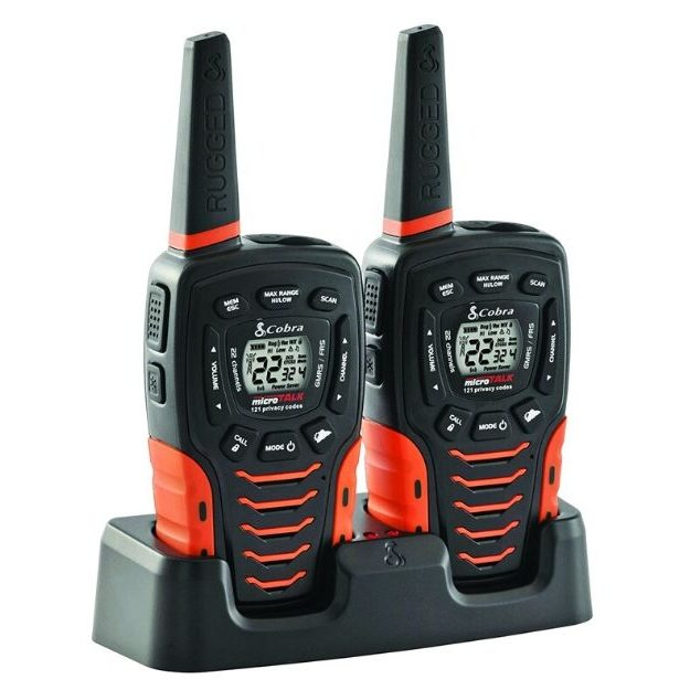 Cobra ACXT645 Walkie Talkies 35-Mile Two-Way Radios
