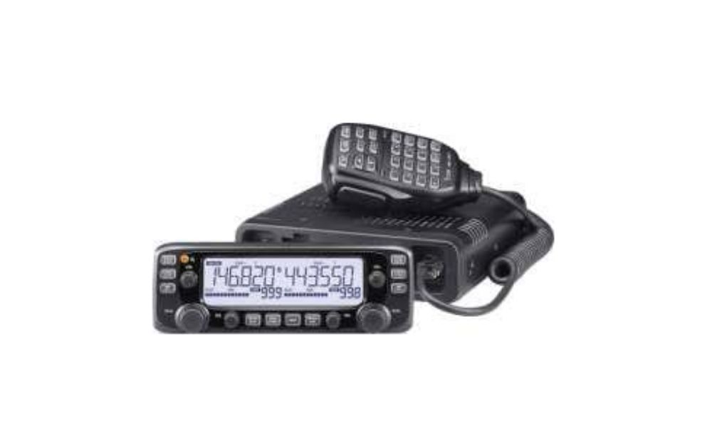 ICom IC-2730A Dual Band 50W Mobile Radio