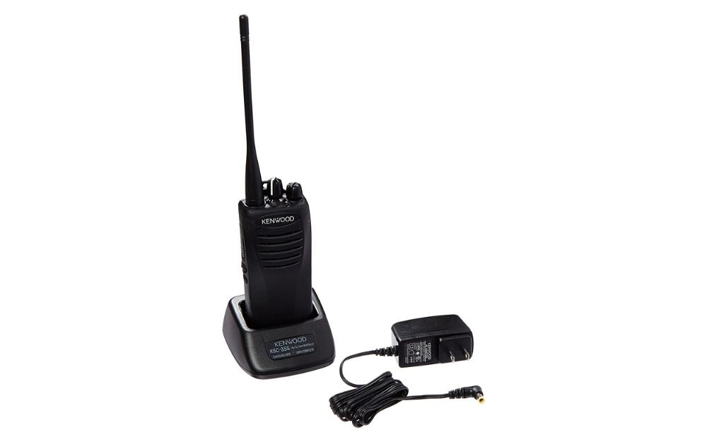 Kenwood TK-3400U16P ProTalk UHF FM 2-Watts Portable Two-Way Radio