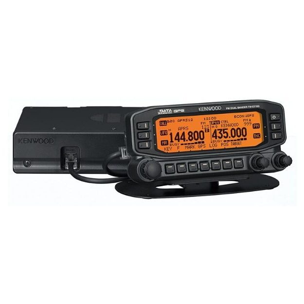 Kenwood TM-D710G 144_440 MHz Amateur Mobile Transceiver