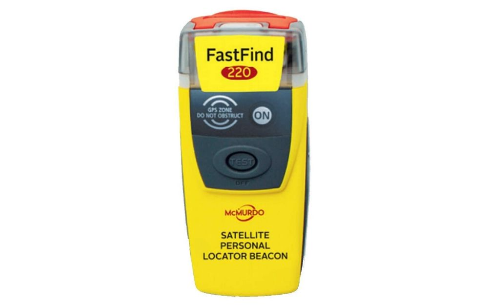 McMurdo Fast Find 220 Personal Locator Beacon