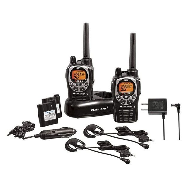 Midland GXT1000VP4 GMRS Two-Way Radio