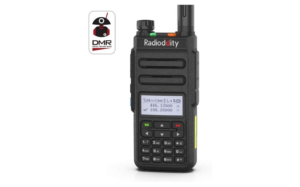Radioddity GD-77 DMR Two Way Radio