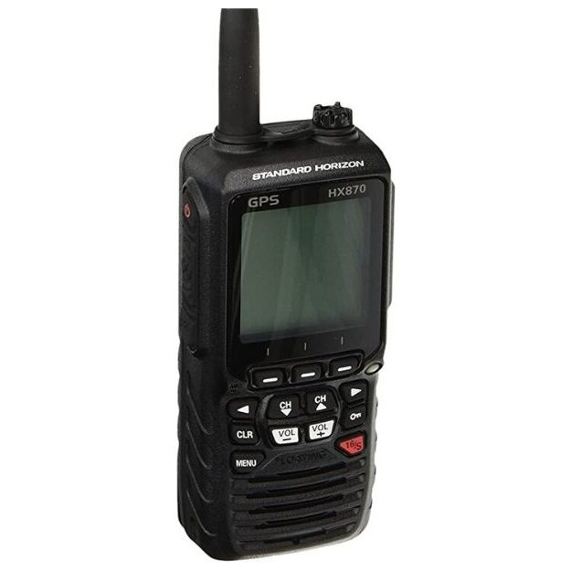 Standard Horizon HX870 Floating 6W Handheld VHF with Internal GPS (1)