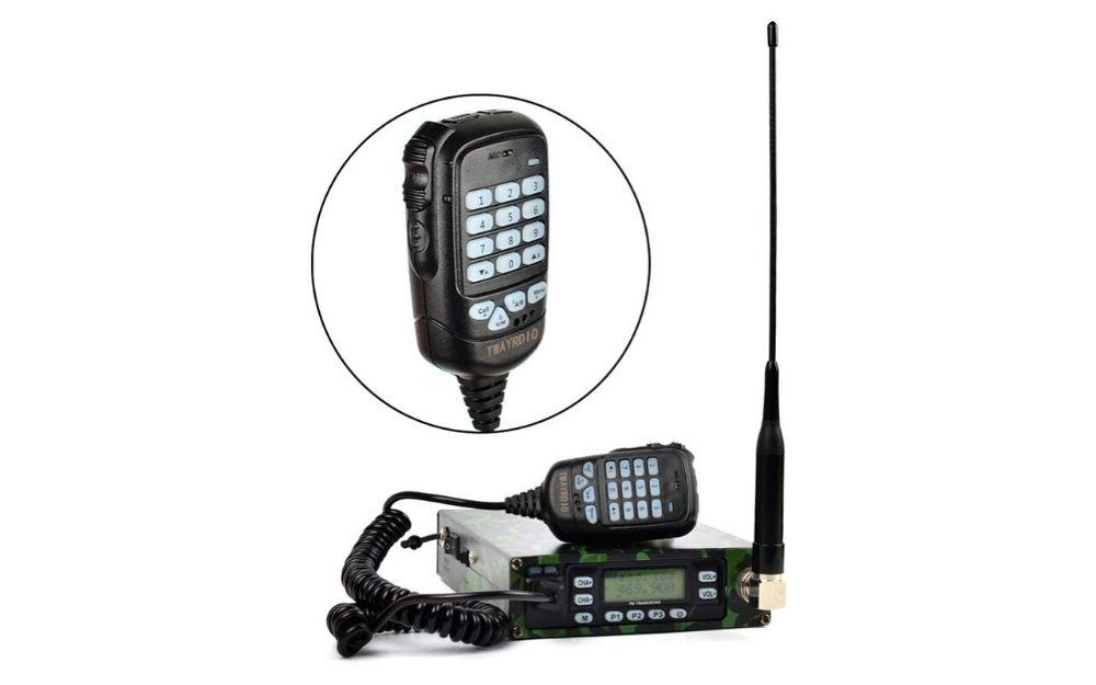 TWAYRDIO 25W Portable Ham Amateur Radio Station