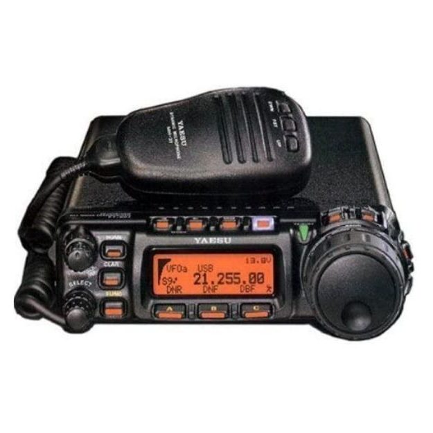 Yaesu FT-857D Amateur Radio Transceiver