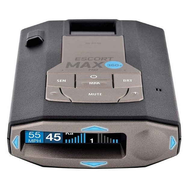 Escort - MAX360C Laser Radar Detector