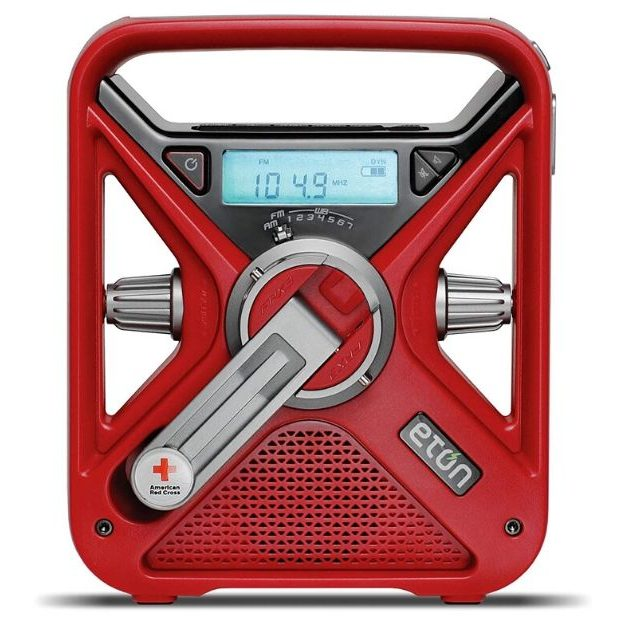 Eton - The American Red Cross FRX3 Hand Crank