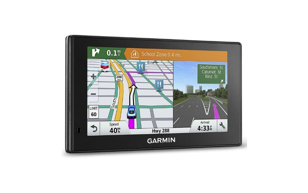 Garmin - DriveSmart 60 NA LMT GPS Navigator System