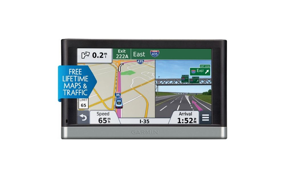 Garmin - nüvi 2597LMT 5-Inch Portable Bluetooth Vehicle GPS