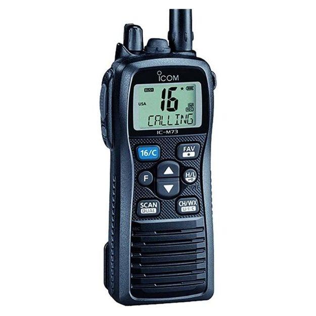 ICOM - M73 Handheld VHF Marine Radio