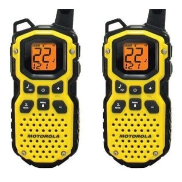 Motorola - MS350R 35-Mile Talkabout Waterproof 2-Way Radio