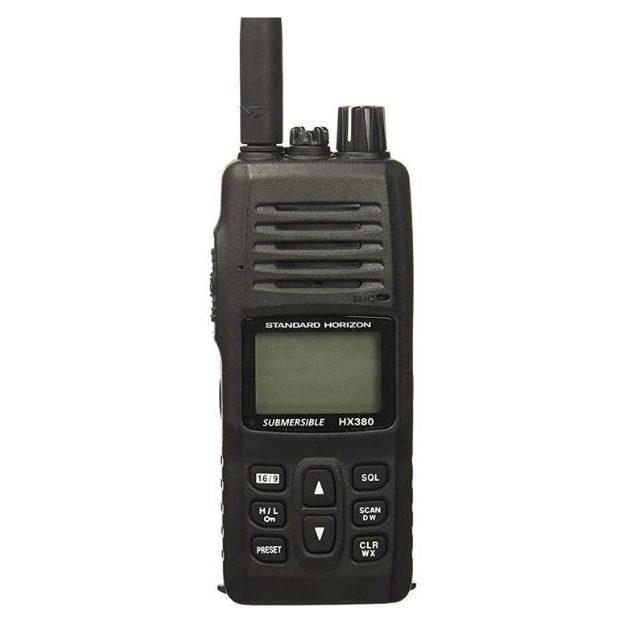 Standard Horizon - HX380 1.5_ Standard Handheld VHF