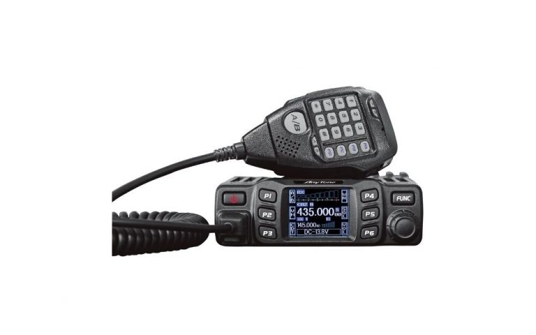 AnyTone - AT-778UV Dual Band Transceiver Two Way Amateur Radio