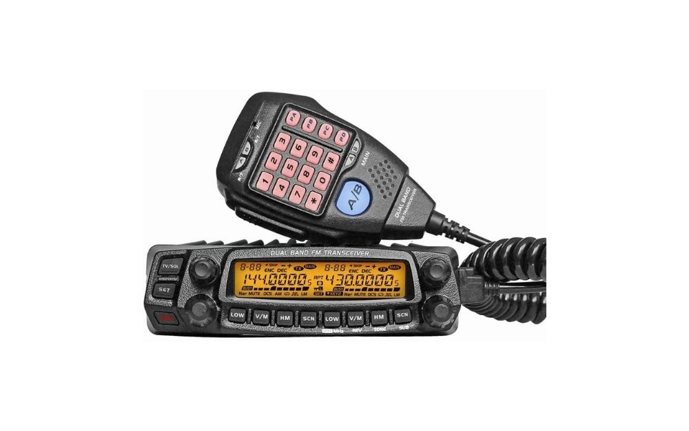 AnyTone - Dual Band Transceiver AT-5888UV Two Way Radio