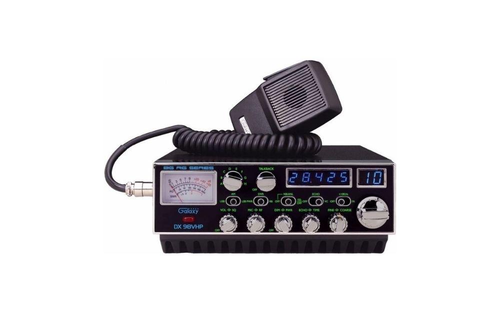 Galaxy - DX98VHP 200 Watt 10 Meter Radio