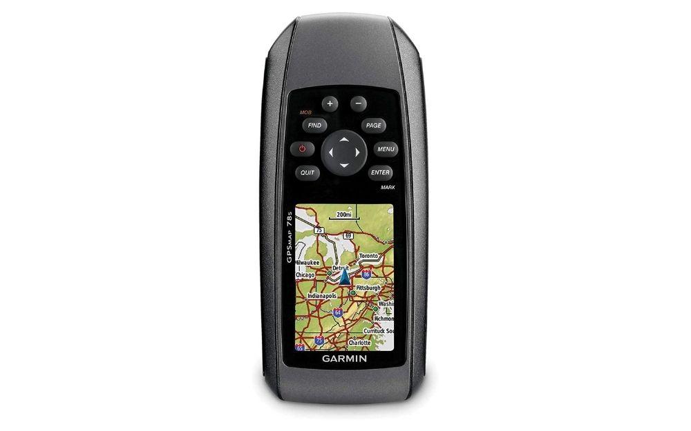Garmin - GPSMAP 78 Handheld GPS