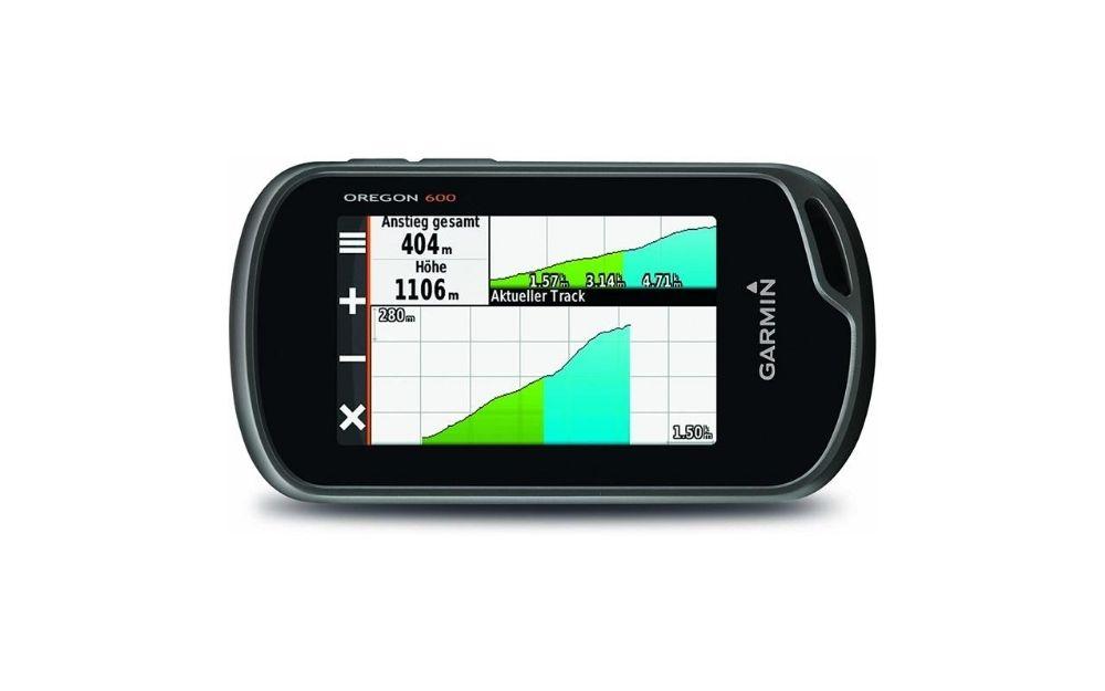 Garmin - Oregon 600 3-Inch Worldwide Handheld GPS