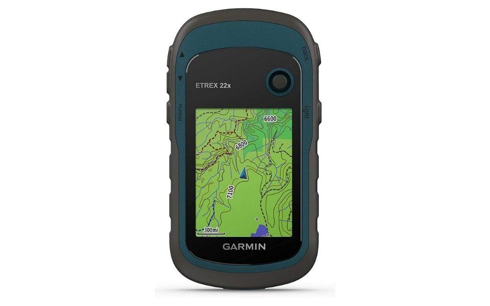 Garmin - eTrex 22x Rugged Handheld GPS Navigator