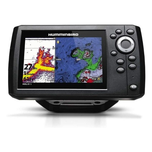 Humminbird - HELIX 5 CHIRP GPS G2 Fish finder