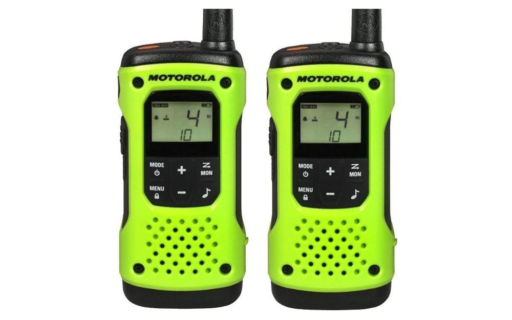 Motorola - T600 Talkabout Radio