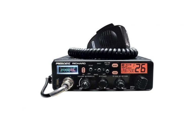 President Richard - 50W 10 Meter Ham Radio