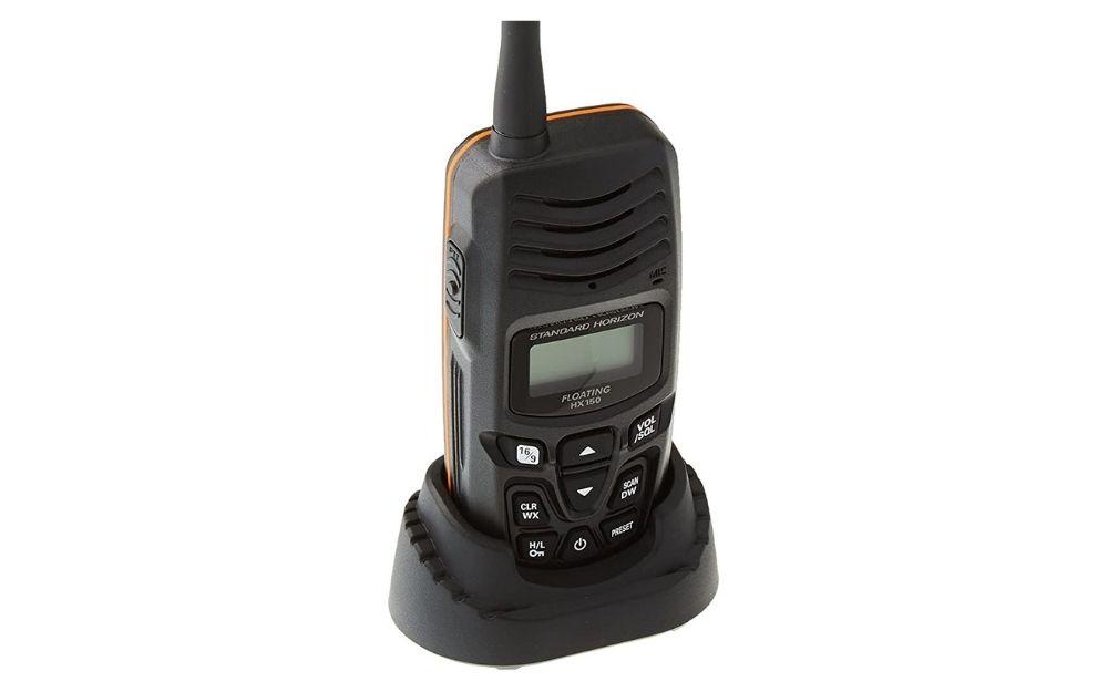 Standard Horizon - HX150 Handheld VHF Marine Radio