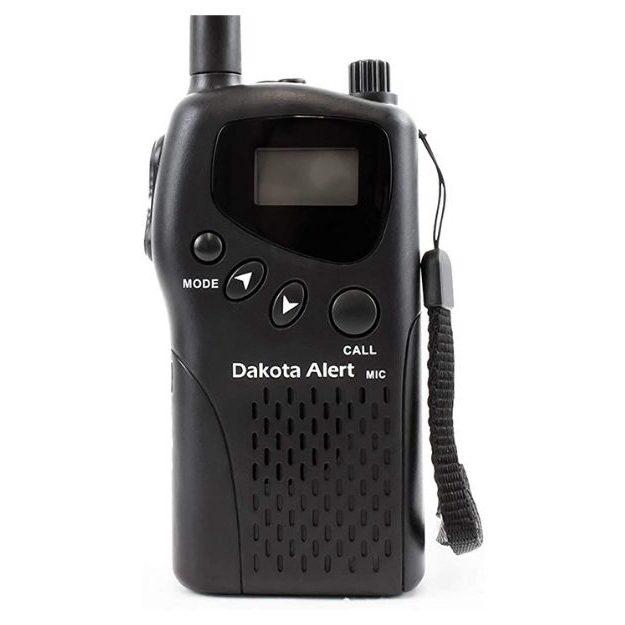 Dakota Alert - M538-HT MURS Wireless VHF Transceiver