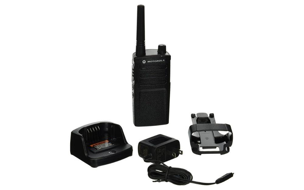 Motorola - RMM2050 On-Site Two-Way Business Radio