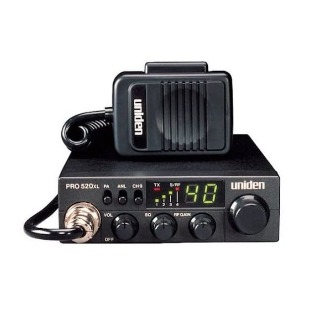 Uniden - PRO520XL Pro Series 40-Channel CB Radio