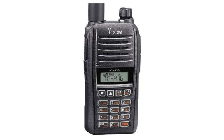 Aviation Handheld Radio