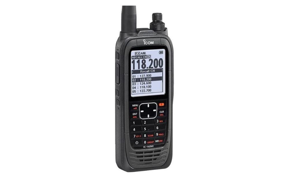 Icom - A25C Handheld Airband Radio