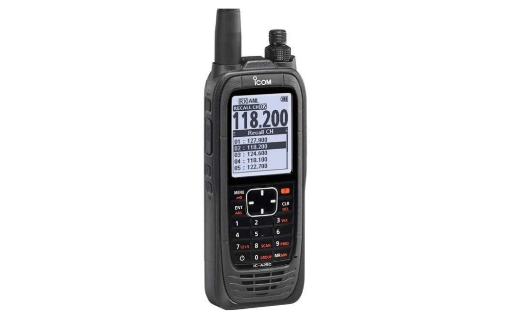 Icom - IC-A25C Sport VHF Airband Transceiver