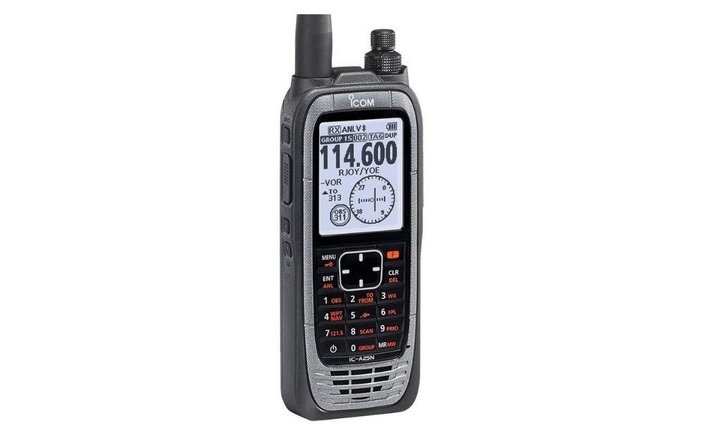 Icom - IC-A25N VHF Airband Transceiver