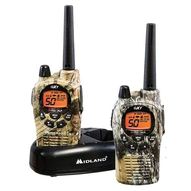 Midland - 50 Channel GMRS Two-Way Radio