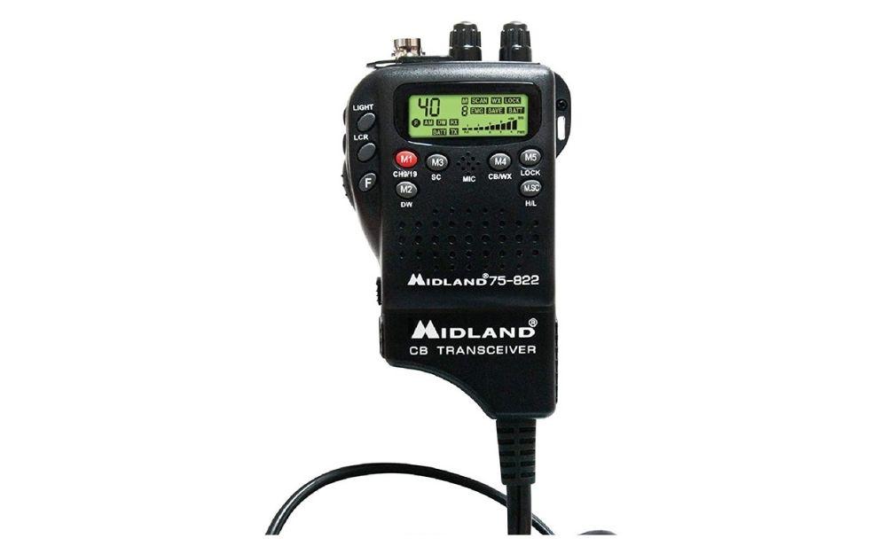 Midland - 75-822 40 Channel CB-Way Radio