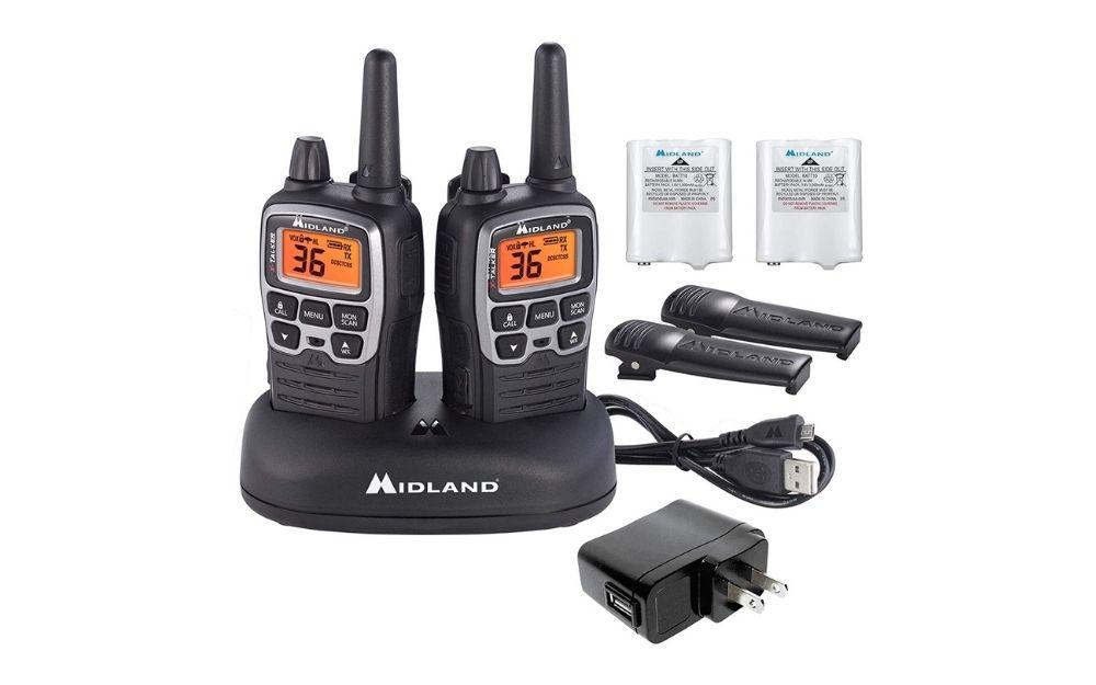 Midland - X-TALKER T71VP3, 36 Channel FRS Two-Way Radio