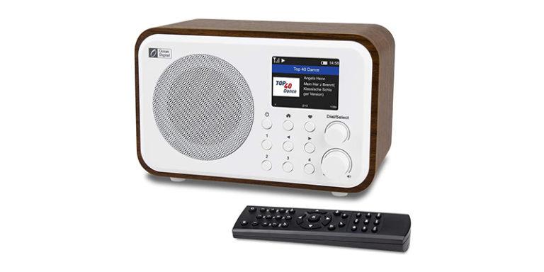 Ocean Digital WR-336N Portable Digital Internet Radio