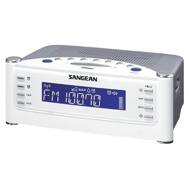 Sangean - RCR-22 Atomic Clock Radio