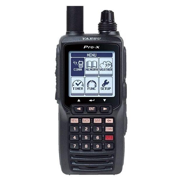 Yaesu - FTA550L Handheld VHF Transceiver
