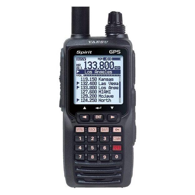 Yaesu - FTA750L Handheld VHF Transceiver
