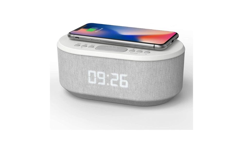 i-Box - Bedside Radio Alarm Clock