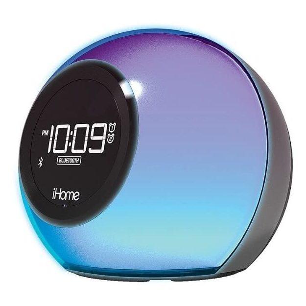 iHome - iBT29BC Bluetooth Dual Alarm Clock Radio